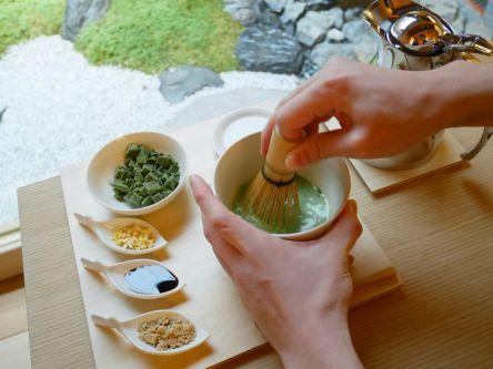 京都のニューオープンショコラトリーで、はんなり「茶筅ショコラドリンク」体験