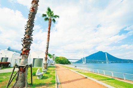 大三島のアート&パワースポットを巡る!しまなみ海道夏の観光ドライブプラン