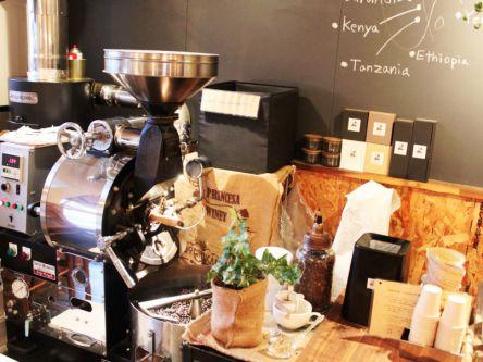 珈琲好きが集うカフェへ。珈琲に魅せられた店主が淹れる、至福の一杯