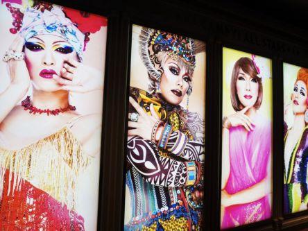 夜の「渋谷PARCO」に現れる!1人でも入りやすいポップで可愛いミックス・バー