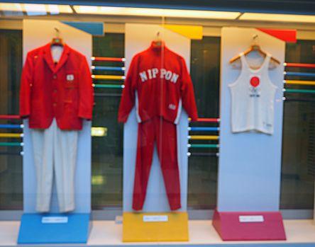 オリンピック前に、前回東京オリンピックゆかりの2つのミュージアムと周辺さんぽ