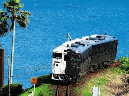 観光列車でGO!!鹿児島~指宿の観光列車「指宿の玉手箱」