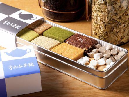 京都に行かなきゃ買えません!宇治にある紅茶専門店のイチマツクッキー