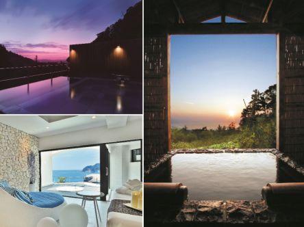 海、山、滝にジオパーク、好みの自然で選ぶ!今おすすめの旬の宿6選