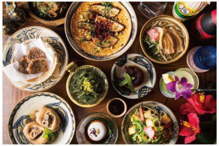 旬の沖縄料理を体感!沖縄を感じる贅沢なひとときを