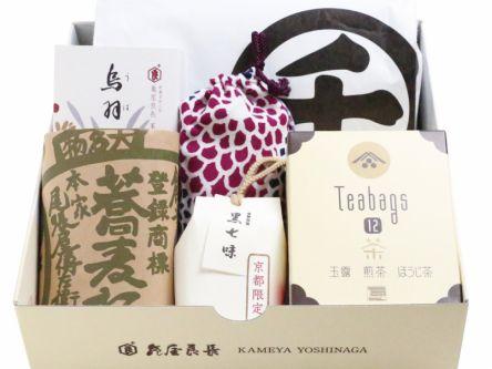 京都の名店たちの味が詰め合わせで届く! 期間限定『おうちで京都気分。』