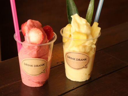 果物パワーをTo Go!新鮮果物まるごと食べる、奈良の絶品スムージー