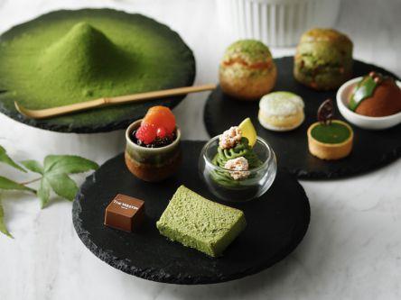 『ウェスティンホテル東京』で個性豊かな抹茶アフタヌーンティーを