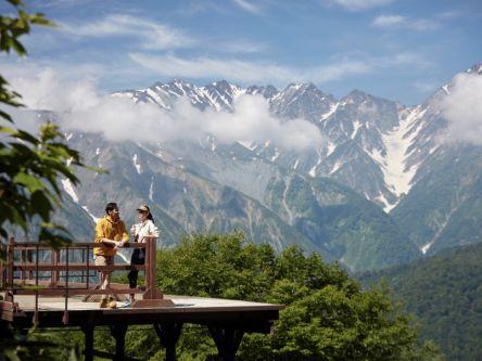 5月30日から営業再開!癒される山岳ガイド付きトレッキングツアーがセットの宿泊プラン
