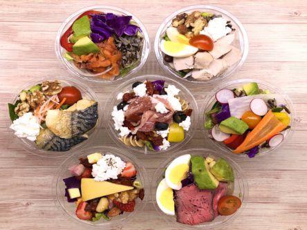 夏までに体の中から美しく!おいしく食べてきれいになる西新宿で人気のサラダデリ専門店