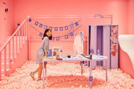 #いつか行きたい 韓国の大人気アパレルブランド「Chuu」明洞店を調査!