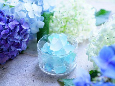 食べられる宝石!キラキラ琥珀糖【kyoko_plusのレシピ&テーブルコーデvol.20】