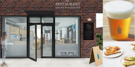 「ブルーボトルコーヒー 広尾カフェ」オープン!コーヒーペールエールを先行発売