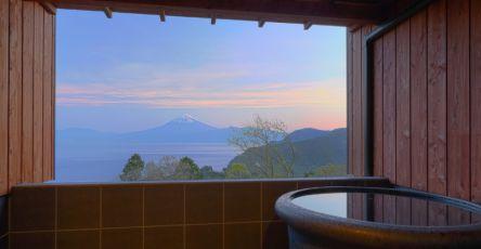 絶景富士山を一望!客室露天風呂付きリゾートホテルがリニューアルオープン