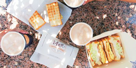 #台湾朝ごはん 新定番!実力派ベーカリー&サンドイッチ4選