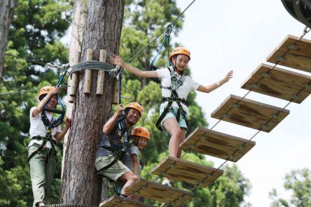 山を丸ごと楽しむ「ロッテアライリゾート」でアクティブな夏旅を満喫!