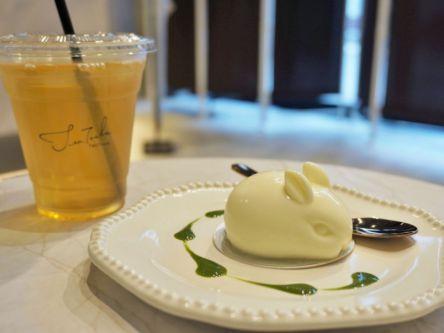 こんなの見たことない!めずらしいパンナコッタがSNSでも話題の台湾茶専門店