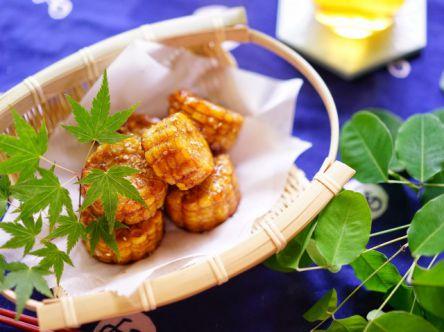 旬のとうもろこしで、お酒がススム唐揚げを作ろう!【kyoko_plusのレシピ&テーブルコーデvol.21】