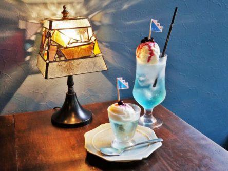 """しゅわしゅわ甘酸っぱい!さわやかクリームソーダを味わえる""""谷根千""""のレトロな喫茶店"""