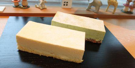 お取り寄せも大人気!和テイストがおいしい、京都のとろけるチーズケーキ