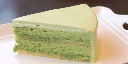 京都の元祖抹茶ケーキといえばココ!かわいいクマのマカロンにも癒やされたい