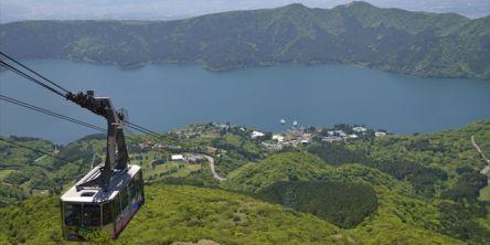 見て・遊んでレジャー三昧!箱根・芦ノ湖畔でアクティブな1日を過ごそう