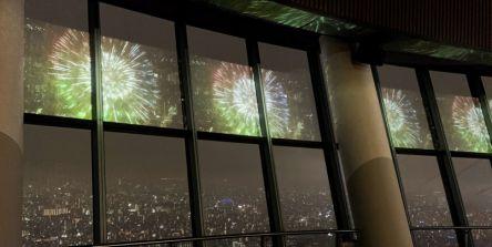 今年の隅田川花火大会は「東京スカイツリータウン」のバーチャル花火で盛り上がれ!!