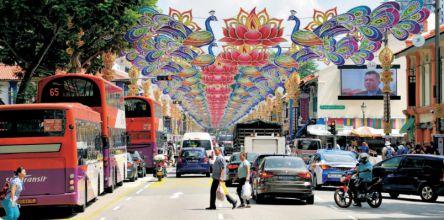 """【シンガポールさんぽ】スパイス香るエネルギッシュな街""""リトル・インディア""""ですべきこと4選"""