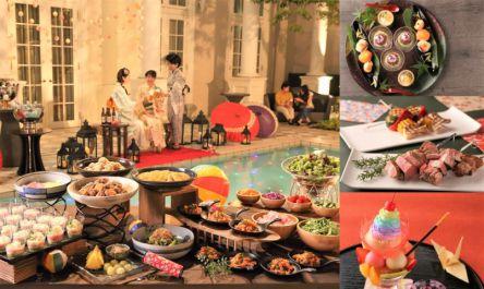 レトロかわいい!テーブルオーダー制食べ飲み放題イベントが3800円〜