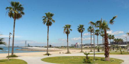 ニューオープン!大阪「泉南りんくう公園」でビーチリゾートを満喫!