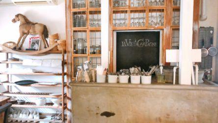 ヨーロッパの田舎に憧れて。中目黒の雑貨店&カフェで過ごす癒しのひととき