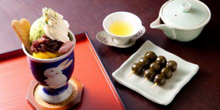 京都でも別格!広辞苑にも載る宇治茶の老舗で抹茶スイーツざんまい