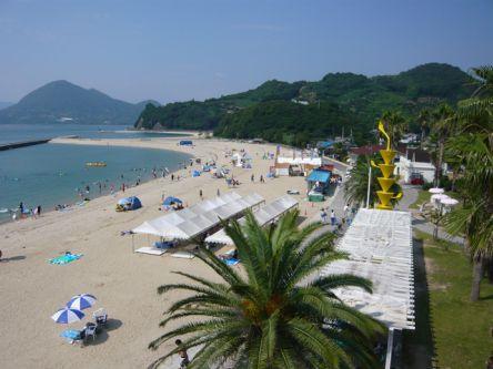 広島県のおすすめビーチ・海水浴場、2020年度の開催・中止は?