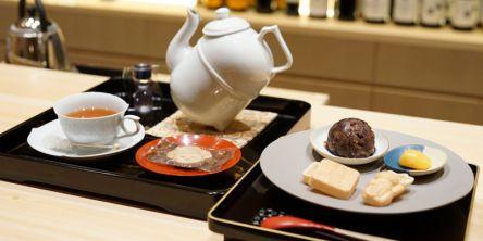 まるで京都のお茶屋で遊んでいる気分!超有名天ぷら店が手がけるカフェ&バー