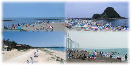 全国のおすすめビーチ・海水浴場2020