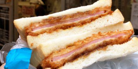 マツコも絶賛!創業昭和2年の老舗「チョウシ屋」の揚げたてサクサクのハムカツパン