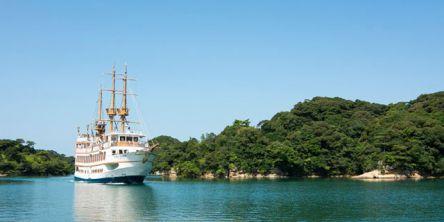 島々が織りなす絶景を見よう!佐世保・九十九島で遊ぶレジャープラン