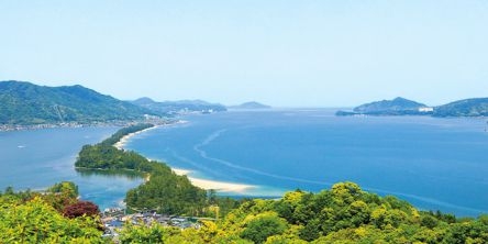 天に掛かる橋を歩いて渡ろう!海を望む京都・天橋立で絶景めぐりプラン