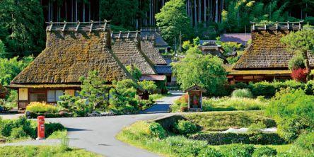 なつかしい日本のふるさとへ!京都・美山~丹波のおいしいドライブ旅