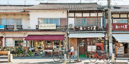 レトロタウンをのんびりと!名古屋郊外の門前町・覚王山おさんぽプラン