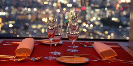 リッチな気分に浸りたいあなたへ。新宿のご褒美レストラン3選