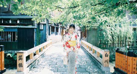 夏にぴったりな着物で京都を散策してみませんか【Masaの関西カメラさんぽvol.34】