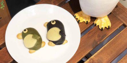 食べるのがもったいない!?売り切れ必至の「ペンギンパン」が超絶かわいすぎる!