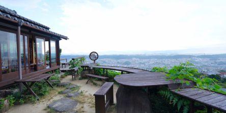 絶景パノラマビュー!奈良の眺望をひとりじめできる古民家ピッツェリア