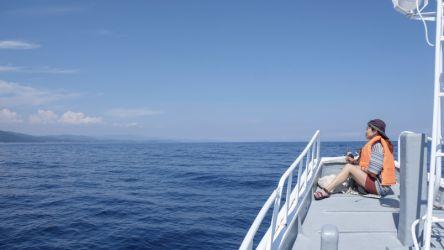"""わくわく高知の""""漁ガール""""体験!四万十川や太平洋の絶景を満喫して、大海原でパワーチャージしよう"""