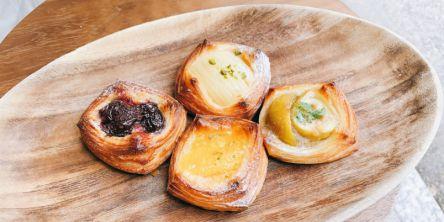 中目黒の人気ベーカリー「トラスパレンテ」で味わう、絶品フルーツデニッシュ