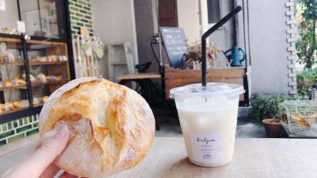 毎日食べたい!生活をちょっと豊かにしてくれる自然派のパンが揃った「神田川ベーカリー」