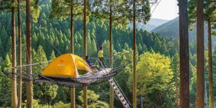 福井県のおすすめキャンプ場&バーベキュー場8選!おしゃれなグランピング施設も