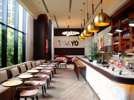 10月2日「キンプトン新宿東京」が開業!ラグジュアリーなホテルで、ニューヨーク気分を満喫しよう