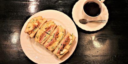大阪・鶴橋の人気サンドイッチはキムチ入り!美味しくてボリューム満点